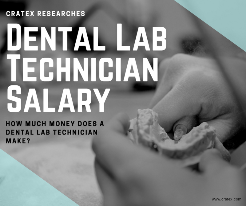 How Much Money Does a Dental Lab Technician Make?