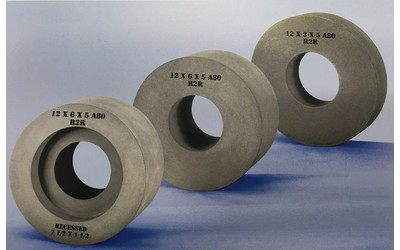 Cratex Abrasives - Rubber Regulating Wheels