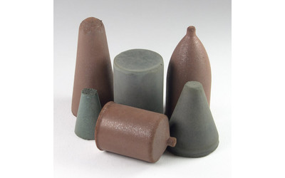 Cratex Abrasives – Rubber Polishing Cones