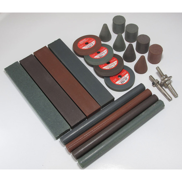 Cratex Rubberized Abrasive Combination Kit 226
