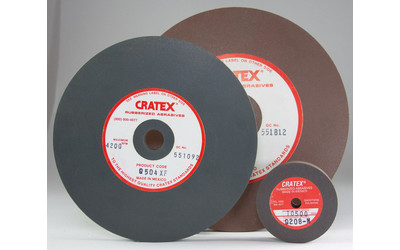 Silicon Carbide Grinding Wheel - Cratex Abrasives
