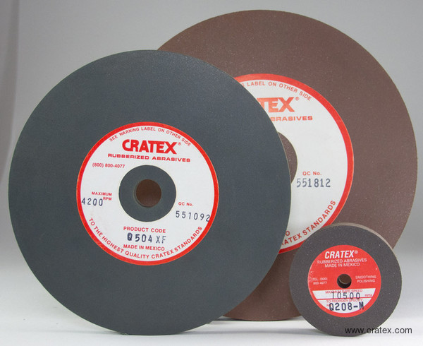 Large Silicon Carbide Grinding Wheel Cratex Abrasives