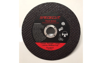 Spedecut TB (True Bond) Cut-off Wheels